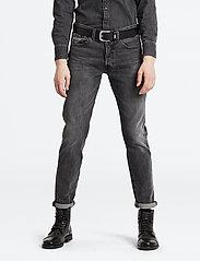 LEVI´S Men - 501 SLIM TAPER JUST GREY - regular jeans - greys - 2