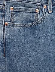 LEVI´S Men - STAY LOOSE DENIM HANG LOOSEN U - relaxed jeans - light indigo - worn in - 3