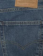 LEVI´S Men - STAY LOOSE DENIM EYED HOOK - relaxed jeans - med indigo - worn in - 4