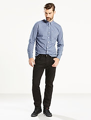 LEVI´S Men - 502 TAPER NIGHTSHINE - regular jeans - blacks - 0