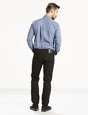 LEVI´S Men - 502 TAPER NIGHTSHINE - regular jeans - blacks - 3
