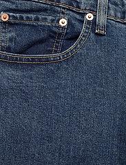 LEVI´S Men - 502 TAPER STONEWASH STRETCH T2 - regular jeans - med indigo - flat finish - 6
