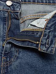 LEVI´S Men - 502 TAPER STONEWASH STRETCH T2 - regular jeans - med indigo - flat finish - 7
