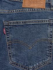 LEVI´S Men - 502 TAPER STONEWASH STRETCH T2 - regular jeans - med indigo - flat finish - 8