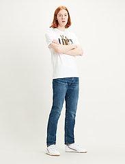 LEVI´S Men - 502 TAPER WAGYU MOSS - slim jeans - dark indigo - worn in - 0