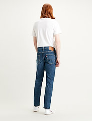 LEVI´S Men - 502 TAPER WAGYU MOSS - slim jeans - dark indigo - worn in - 3