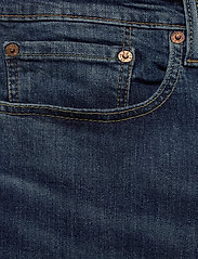 LEVI´S Men - 502 TAPER WAGYU MOSS - slim jeans - dark indigo - worn in - 4