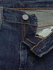 LEVI´S Men - 502 TAPER WAGYU MOSS - slim jeans - dark indigo - worn in - 5