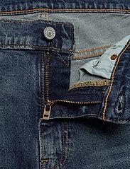 LEVI´S Men - 502 TAPER WALTER T2 - regular jeans - med indigo - worn in - 3