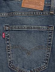 LEVI´S Men - 502 TAPER WALTER T2 - regular jeans - med indigo - worn in - 4