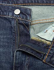 LEVI´S Men - 502 TAPER MOTO CROSS ADV - regular jeans - dark indigo - worn in - 3