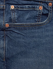 LEVI´S Men - 502 TAPER SHORTS 10 PANETTONE - denim shorts - med indigo - worn in - 2