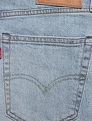 LEVI´S Men - 502 TAPER SHORTS 10 TOAST SHOR - denim shorts - light indigo - worn in - 4