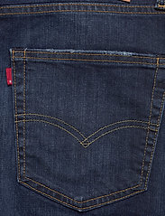 LEVI´S Men - 502 TAPER SHORTS 10 RAINSHOWER - denim shorts - dark indigo - worn in - 4