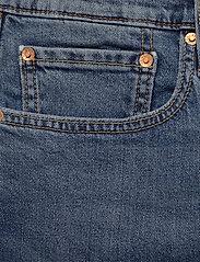 LEVI´S Men - 502 TAPER SHORTS 10 MT HOME SH - jeans shorts - dark indigo - flat finish - 2