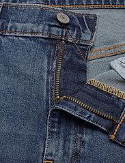 LEVI´S Men - 502 TAPER SHORTS 10 MT HOME SH - jeans shorts - dark indigo - flat finish - 3