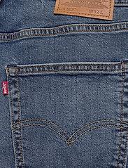 LEVI´S Men - 502 TAPER SHORTS 10 MT HOME SH - jeans shorts - dark indigo - flat finish - 4
