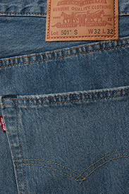 LEVI´S Men - 501 SKINNY SINGLE PAYER WARP - skinny jeans - single payer warp - 4