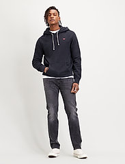 LEVI´S Men - NEW ORIGINAL HOODIE MINERAL BL - basic sweatshirts - blacks - 0