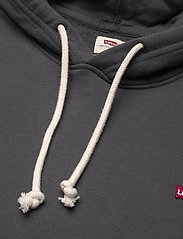 LEVI´S Men - NEW ORIGINAL HOODIE GRAY ORE - basic sweatshirts - greys - 2