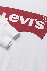 LEVI´S Men - LS STD GRAPHIC TEE HM LS BETTE - long-sleeved t-shirts - neutrals - 2