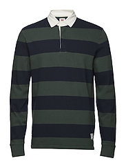 LS MIGHTY RUGBY POLO RUGBY SKY - MULTI-COLOR