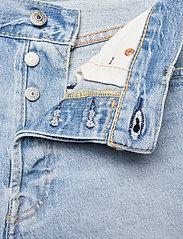 LEVI´S Men - 501 HEMMED SHORT MOUNTAIN GOAT - jeansowe szorty - light indigo - worn in - 3