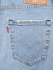 LEVI´S Men - 501 HEMMED SHORT MOUNTAIN GOAT - jeansowe szorty - light indigo - worn in - 4