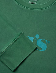 LEVI´S Men - RELAXED T2 GRAPHIC CREW SSNL M - kläder - greens - 2