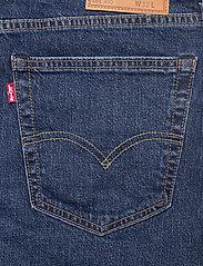 LEVI´S Men - 405 STANDARD SHORT DANCE FLOOR - jeansowe szorty - med indigo - flat finish - 4