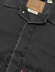LEVI´S Men - AT WORK TRUCKER SEAN TRUCKER - denim jackets - blacks - 2