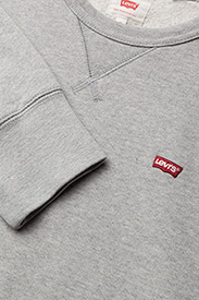 LEVI´S Men - ORIGINAL HM ICON CREW MEDIUM G - basic sweatshirts - greys - 2