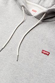 LEVI´S Men - ORIGINAL HM PULLOVER HOO MEDIU - hoodies - greys - 2