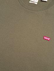 LEVI´S Men - SS ORIGINAL HM TEE OLIVE NIGHT - basic t-shirts - greens - 2