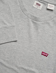 LEVI´S Men - LS ORIGINAL HM TEE MEDIUM GREY - t-shirts basiques - greys - 2