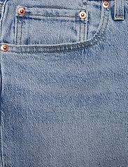 LEVI´S Men - 562 LOOSE TAPER MUD TREK - slim jeans - med indigo - worn in - 2