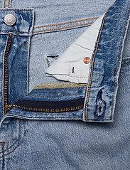 LEVI´S Men - 562 LOOSE TAPER MUD TREK - slim jeans - med indigo - worn in - 3