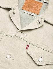 LEVI´S Men - VINTAGE FIT TRUCKER LEFTOVERS - kurtki dżinsowe - greys - 2
