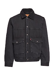 PATCH PKT SHERPA TRUCKER RICKY - BLACKS