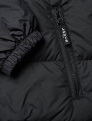 LEVI´S Men - COIT DOWN PUFFER BLACK - doudounes - blacks - 4