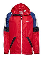COLORBLOCK WINDRUNNER CHINESE - REDS