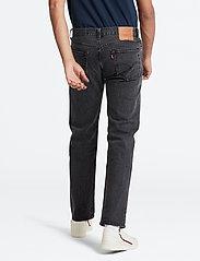 LEVI´S Men - 501 93 STRAIGHT RAISIN STONE - regular jeans - med indigo - worn in - 3