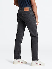 LEVI´S Men - 501 93 STRAIGHT RAISIN STONE - regular jeans - med indigo - worn in - 5