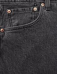 LEVI´S Men - 501 93 STRAIGHT RAISIN STONE - regular jeans - med indigo - worn in - 6