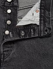 LEVI´S Men - 501 93 STRAIGHT RAISIN STONE - regular jeans - med indigo - worn in - 7