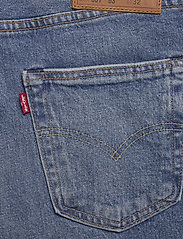 LEVI´S Men - 501 93 SHORTS HAM SHORT - farkkushortsit - light indigo - worn in - 4
