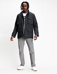 LEVI´S Men - SHERPA FIELD COAT BLACK 05157 - wool coats - blacks - 0