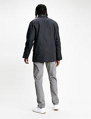 LEVI´S Men - SHERPA FIELD COAT BLACK 05157 - wool coats - blacks - 6