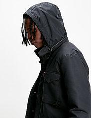 LEVI´S Men - SHERPA FIELD COAT BLACK 05157 - wool coats - blacks - 7