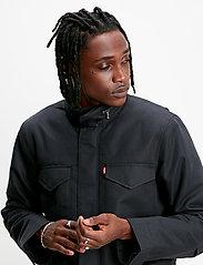 LEVI´S Men - SHERPA FIELD COAT BLACK 05157 - wool coats - blacks - 8